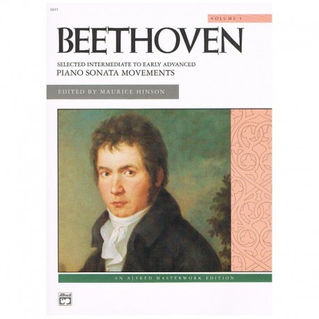 Beethoven Movimientos de Sonatas Vol.1