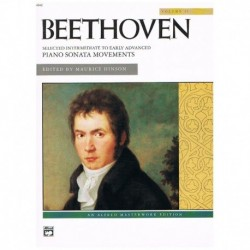 Beethoven Movimientos de Sonatas Vol.2