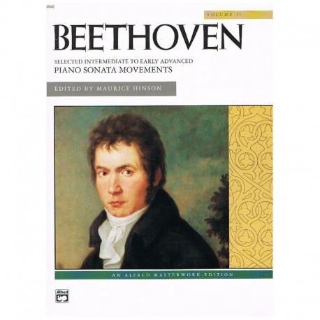 Beethoven Movimientos de Sonatas Vol.2