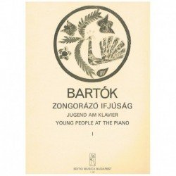 Bartok, Bela Young People...