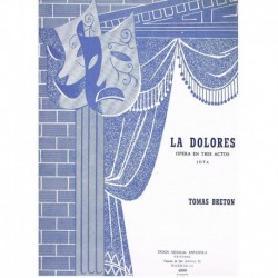 Breton, Tomá La Dolores (Jota)