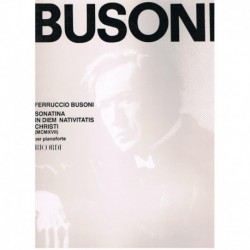 Busoni, Ferr Sonatina in Diem Nativitatis Christi
