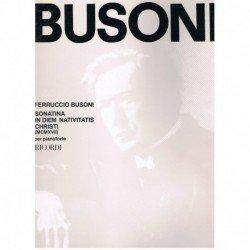 Busoni, Ferr Sonatina in...