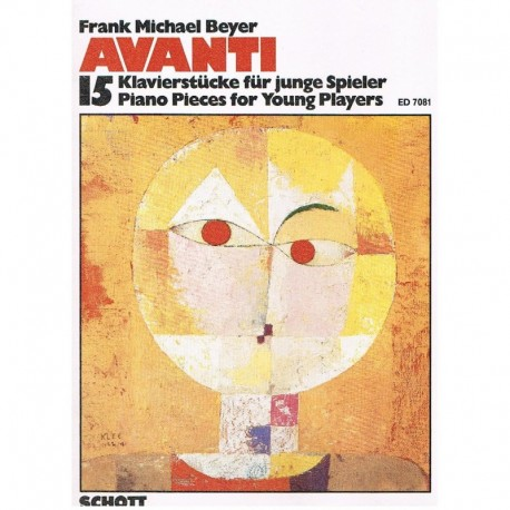 Beyer, Frank Avanti. 15 Piano Pieces for Young Players