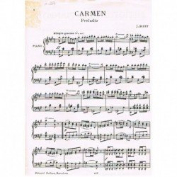 Bizet Carmen. Preludio