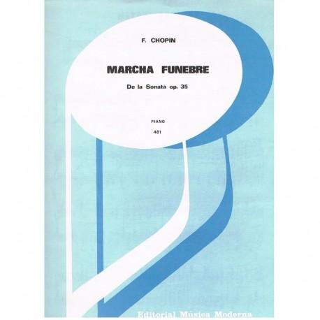 Chopin Marcha Fúnebre (de la Sonata Op.35)