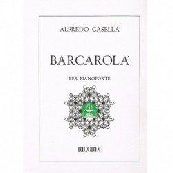 Casella, Alf Barcarola