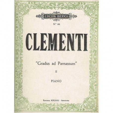 Clementi Gradus ad Parnassum Vol.2