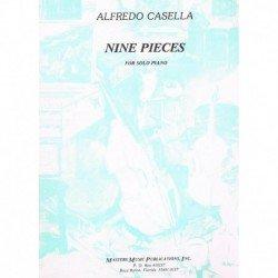Casella, Alf 9 Piezas para...