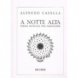 Casella, Alf A Notte Alta....