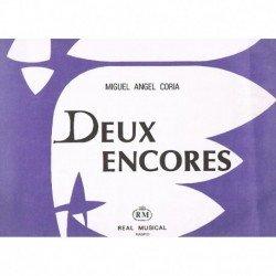 Coria, Migue Deux Encores