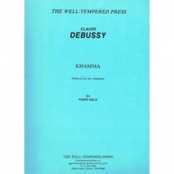 Debussy, Cla Khamma