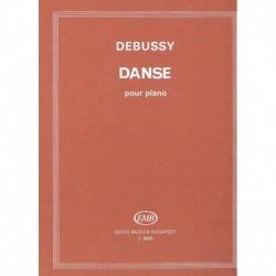 Debussy, Cla Danse pour Piano
