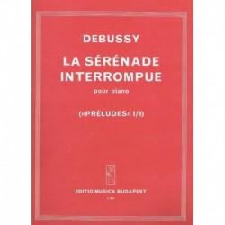 Debussy, Cla La Serenata...