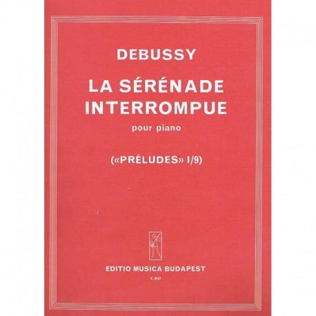 Debussy, Cla La Serenata Interrumpida