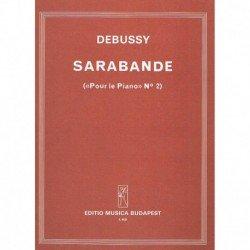 Debussy, Cla Sarabande (Nº2...