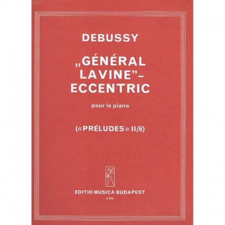 Debussy, Cla El Excentrico General Lavine