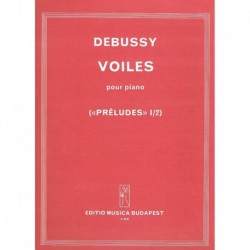 Debussy, Cla Voiles