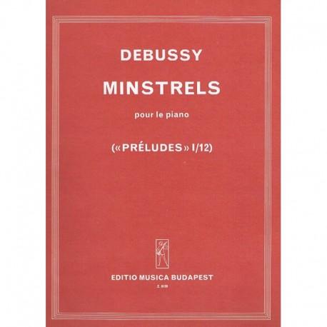 Debussy, Cla Minstrels