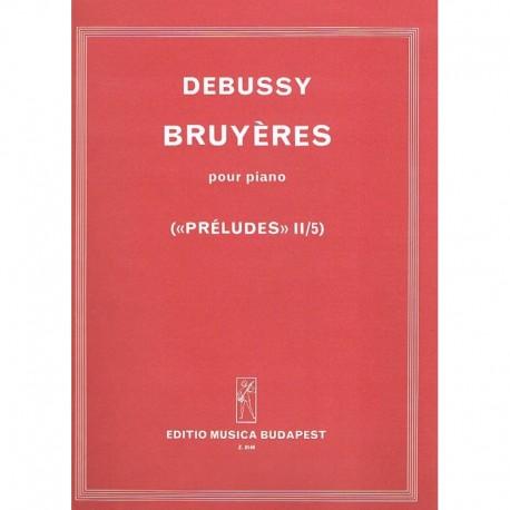 Debussy, Cla Bruyères