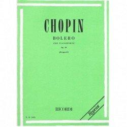 Chopin Bolero Op.19
