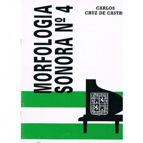 Cruz de Cast Morfología Sonora Nº4