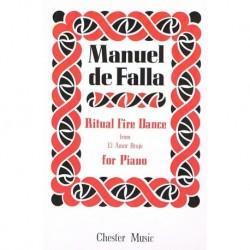 Falla, Manue Danza Ritual...