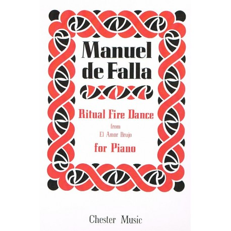 """Falla, Manue Danza Ritual del Fuego (de El Amor Brujo)"""""""""""