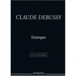 Debussy, Cla Estampes