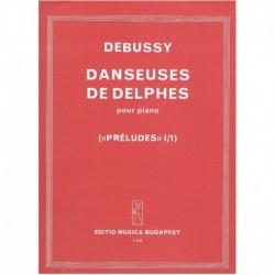 Debussy, Cla Danseuses de Delphes