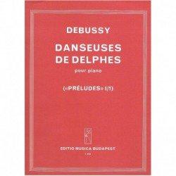 Debussy, Cla Danseuses de...