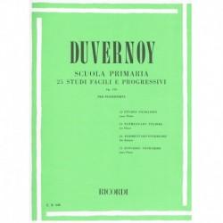 Duvernoy 25 Estudios...