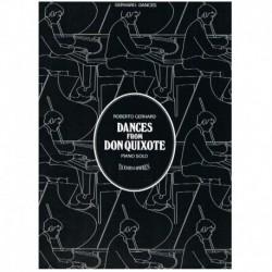Gerhard, Rob Danzas de Don Quijote