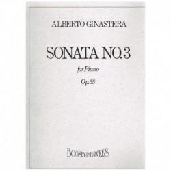 Ginastera, A Sonata Nº3 Op.55