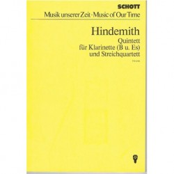 Hindemith, P Quinteto...