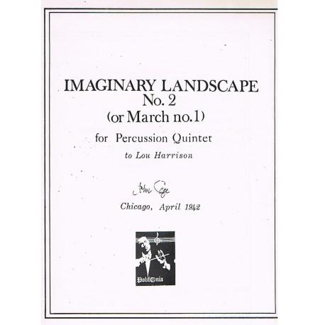 Harrison, Lo Imaginary Landscape Nº2 (Quintento Percusión)