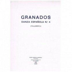Granados, En Danza Española...