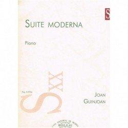 Guinjoan, Jo Suite Moderna...