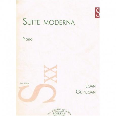 Guinjoan, Jo Suite Moderna