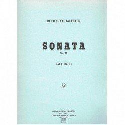 Halffter, Ro Sonata Op.16
