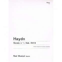 Haydn, Josep Sonata Nº1...
