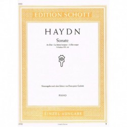 Haydn, Josep Sonata en Lab...