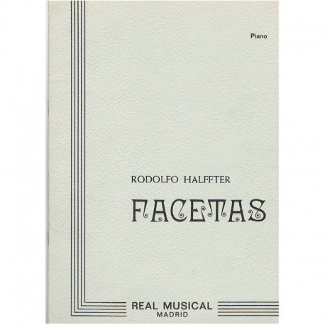 Halffter, Ro Facetas