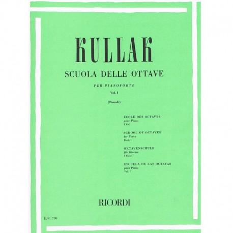 Kullak Escuela de las Octavas Vol.1