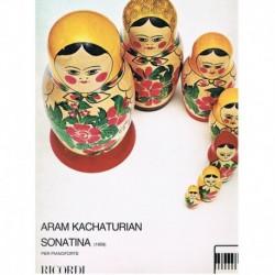 Kachaturian, Sonatina (1959)