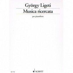 Ligeti, G. Musica Ricercata