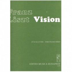Liszt, Franz Vision