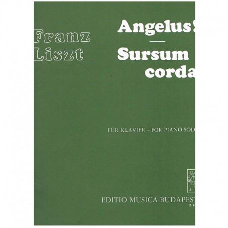 Liszt, Franz Angelus/Sursum Corda