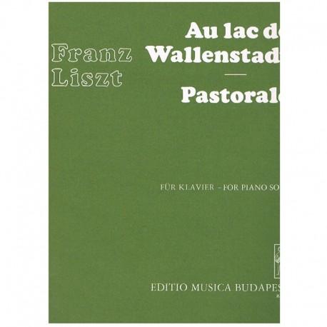 Liszt, Franz Au Lac de Wallenstadt/Pastoral