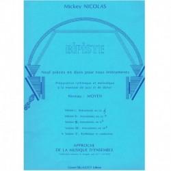 Nicholas. Bipiste Vol.5...